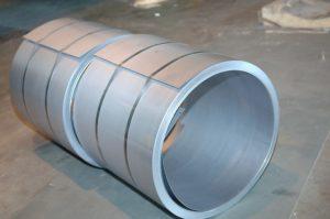 упаковки отмотка оцинкованной стали